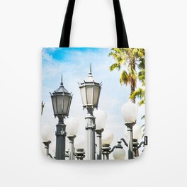Urban City Lights - LA Tote Bag