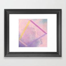 What Do You See III Framed Art Print
