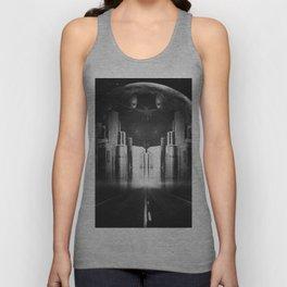 Moon City Unisex Tank Top