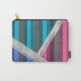 Unfinished Lines Carry-All Pouch