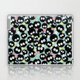Pastel Soot Sprites with Konpeito Sugar Candy Laptop & iPad Skin