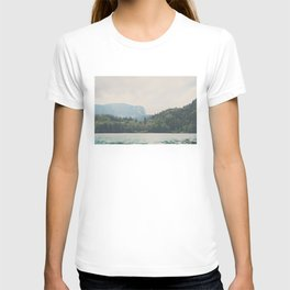 into the wilderness she went ... T-shirt