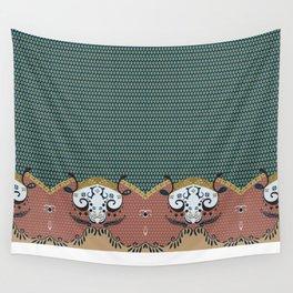 ss16 /// Handmade Arabesque II Wall Tapestry