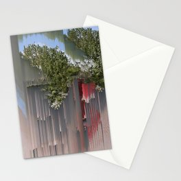 Interference #3 Stationery Cards