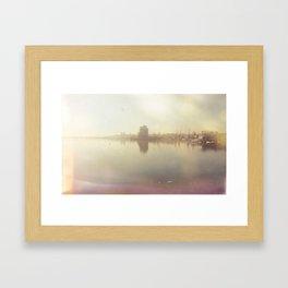 Dnepropetrovsk Framed Art Print