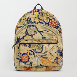 """William Morris """"Acanthus and vine"""" 1. Backpack"""