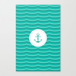 A pirate's life for me Canvas Print
