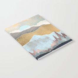 Winter Light Notebook