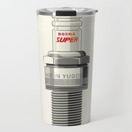 Spark plug Bosna - Enker Travel Mug