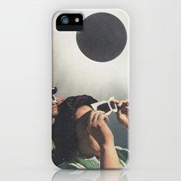 Lunar Moon iPhone Case