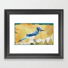 Arctic Bird! Framed Art Print