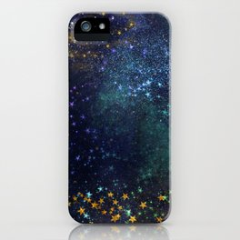 Exploring the Universe 3 iPhone Case