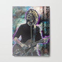 Outshined Metal Print