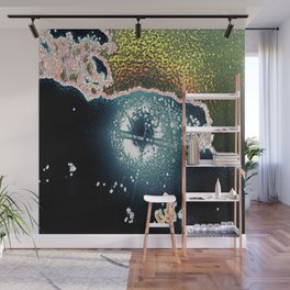 Space Junk Wall Mural