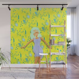 Design Based in Reality Wall Mural