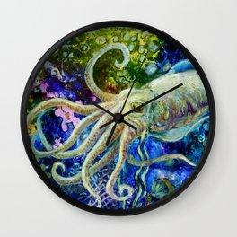 Phantasmacuttle Wall Clock