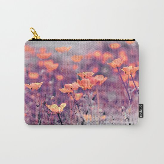 Summer Meadow. Carry-All Pouch