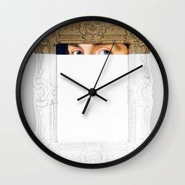 Sight Line Wall Clock