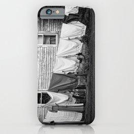 Amish Laundry iPhone Case