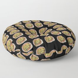 Hades the Snake Floor Pillow