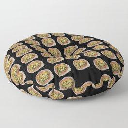 Hades the Snake Floor Pillow