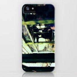 Hong Kong #8 iPhone Case