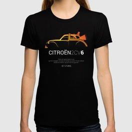 Retour vers le futur - 2CV T-shirt