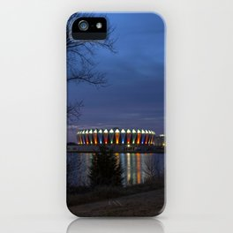 Hampton Coliseum I iPhone Case
