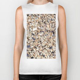 Collective Fragments Biker Tank