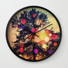 The Dreaming Tree Wall Clock