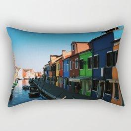 Venice Print Set, Venice Wall Art, Italy Photography Gallery Wall, Europe Wall Art, Europe Decor 5x5 Rectangular Pillow