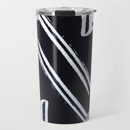 Pinned Travel Mug