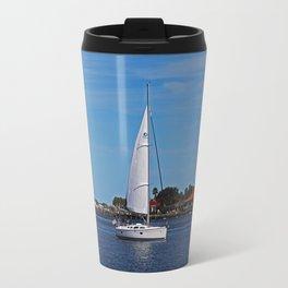 St Augustine Sail Travel Mug