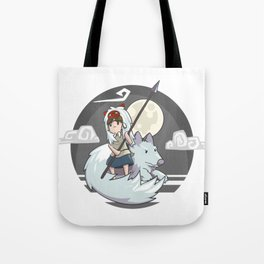 Mononoke (Princess Mononoke) Tote Bag