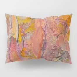 Scrunched Colors Pillow Sham