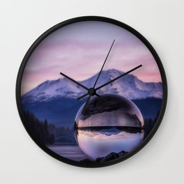 My Perspective on a Sunrise Wall Clock