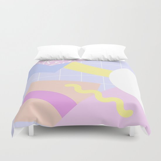 Place no. 1 Duvet Cover