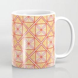 Orange UrbaNesian Siapo Coffee Mug