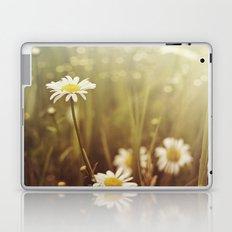 A Daisy Day Laptop & iPad Skin