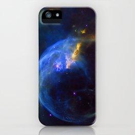 Bubble Nebula iPhone Case