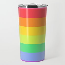 Love the Rainbows Travel Mug