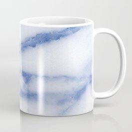 Blue Skies Marble Coffee Mug