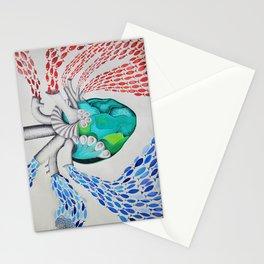 Heartbeats Stationery Cards