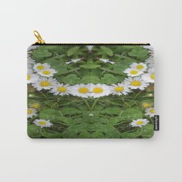 Daisy Necklace Carry-All Pouch