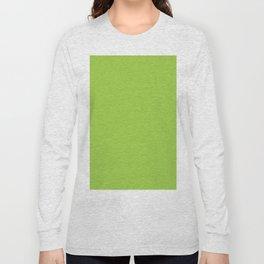 Simply Avocado Green Long Sleeve T-shirt