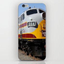 Lackawanna Railroad - Engine 664 iPhone Skin