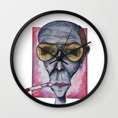 Gonzo Hunter Wall Clock