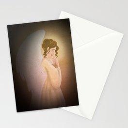 Guardian Angel 01 Stationery Cards