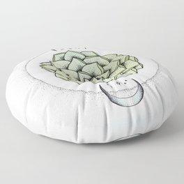 Sempervivum Floor Pillow