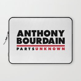 ANTHONY BOURDAIN - PARTS UNKNOWN Laptop Sleeve